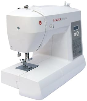 Singer BRILLIANCE 6180 Electric Sewing Machine (Built-in Stitches 80)