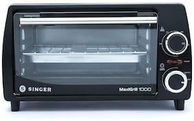 Singer 10 l Otg Microwave Oven - MAXIGRILL 1000 , Black