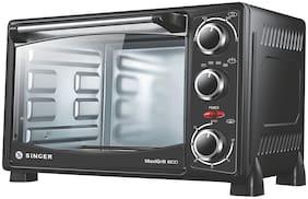 Singer 16 l Otg Microwave Oven - MAXIGRILL 16000 , Black