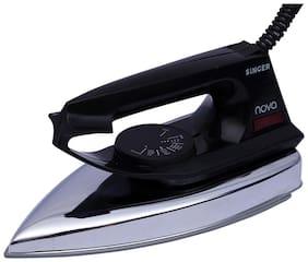 Singer Nova 1000 W Dry Iron (Black)