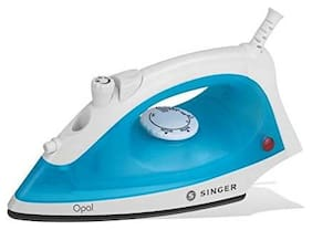 Singer Opal 1200 Watts Steam Iron with Dry/Spray and Steam Function