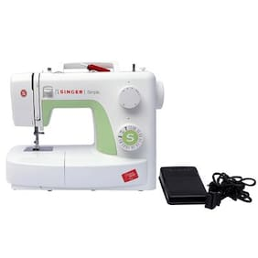 Singer Simple 3229 White Sewing Machine