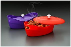 Skyfly Plastic Serving Bowls