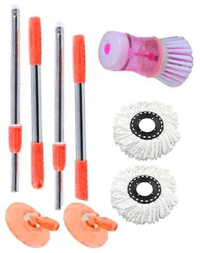 skylark infotech mop rod cleaning set