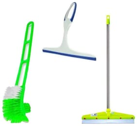 SKYLARK Plastic Fibre Broom