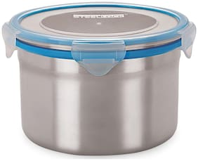 SL-1403 Steel Lock Airtight Storage 1300 ml Food Lock Containers 3 pc 1403 Set