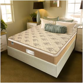 Sleep Options 7 inch Pocket Spring King Size Mattress