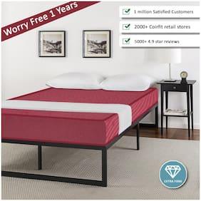 SLEEP SPA by COIRFIT 4-4.9 inch Foam Double Mattress