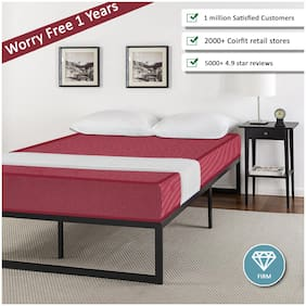 SLEEP SPA by COIRFIT 4-4.9 inch Foam Single Mattress