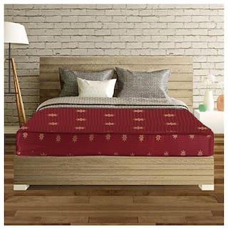 SLEEP SPA by COIRFIT 4 inch Coir Single Size Mattress
