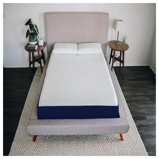 SLEEP SPA by COIRFIT 6 inch Foam Queen Size Mattress by Coirfit Mattress