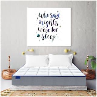SLEEP SPA by COIRFIT 5 inch Foam King Size Mattress