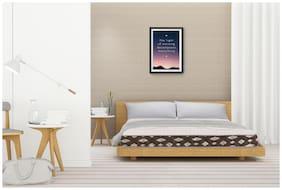 SLEEP SPA by COIRFIT 5 inch Latex Queen Size Mattress
