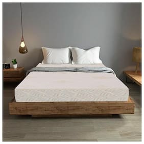 SLEEP SPA by COIRFIT 6 inch Spring Queen Size Mattress