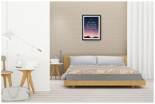 SLEEP SPA by COIRFIT 8 inch Spring Single Size Mattress