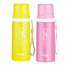 Slim Vacuum Bottle Insulated Water Flask (2 Flask)