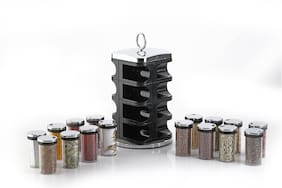 Slings 16 Pcs Special Addition Masala Rack;Spice Rack;Spice Container.( Pack Of 1)