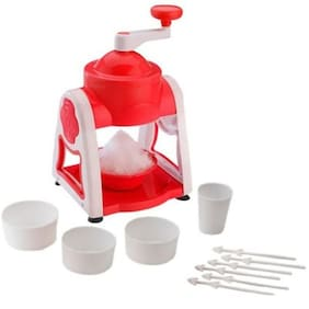 SM Ice Snow Maker Or Manual Ice Crusher - Assorted Colors