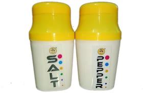 SMART  HOME UTILITY SALT & PEPPER SHAKER (SET OF 2) MULTI COLOR