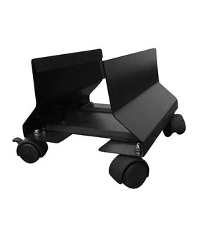 Smart Shelter CPU Trolley / Holder / Stand for HP, Intel, Syntronic, Dell, Zebronics, Samsung, Lenovo etc. CPUs
