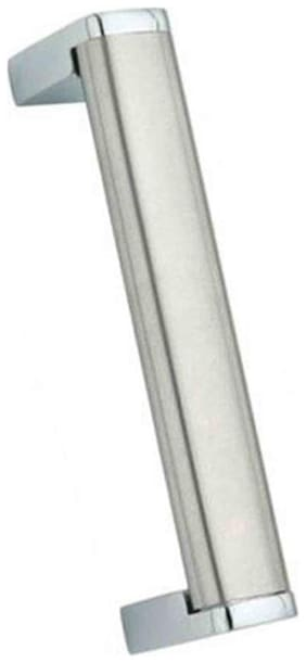 Smart Shophar Cabinet Handle Galaxy Stainless Steel 10.16 cm (4 inch) Silver
