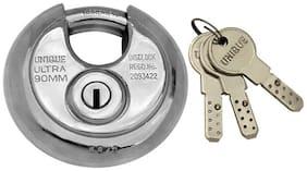 SmartShophar Ultra Key Heavy Shutter Lock 10 Lever 90mm