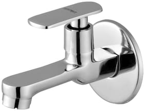 Smile Wall Mount Brass Wall Taps ( Knob Controlled )
