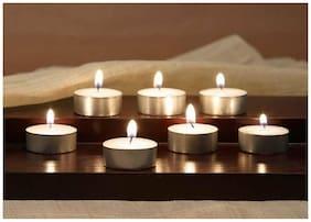 Smokeless Tealight Candles - Pack Of 30