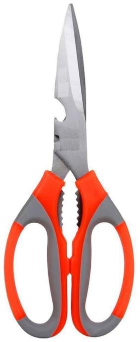 SNR Heavy Duty Stainless Steel Utility Scissors 3 in 1 Multipurpose Scissors Stainless Steel All-Purpose Scissor