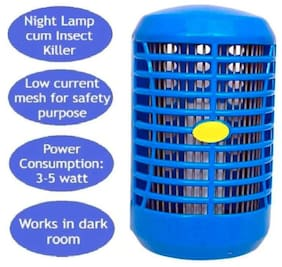SNR Night lamp cum Mosquito & Insect Killer , Pack of 1