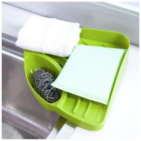 SNR Sponge Caddy For Kitchen Sink Kitchen Sink Sink Sponge Holder Brilliant Kitchen Sink Holder Kitchen Sink Ideas Kitchen Sink pack of 1