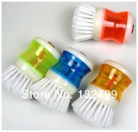 SoapDispenser Set of 4 For Home Cleaning