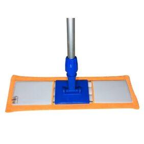 Softspun Microfiber Wet & Dry Cleaining Mop Refill - 19 - Orange