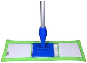 Softspun Microfiber Wet & Dry Cleaining Mop Refill - 19 - Green