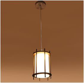 Somil Designer Pendant Hanging Ceiling Lamp Light With Designer Wooden Box & All Fitting -Wd24