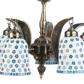 Somil Designer Peacock Shape Sconce Wall Lamp/ Light With Quality Metal Fitting