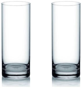 Somil Multi-Purpose Beaver Tumbler Drinking Glass Set for Home Use (Set Of 2) -GG25