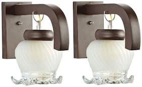 Somil New Designer Sconce Decorative Wall Light (Set Of Two)-O35
