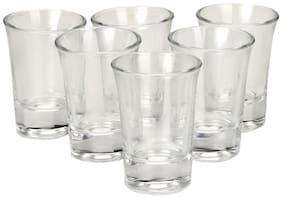 Somil New Gilaysia Shape Plain Short Glass