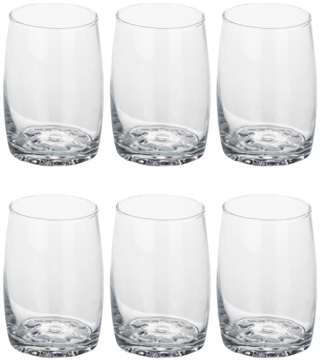 Somil Stylish Shape Self Designer Multipurpose Glass Set Of 6