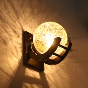 Somil Wall Lamp Compatible With 5 To 60 Watt LED