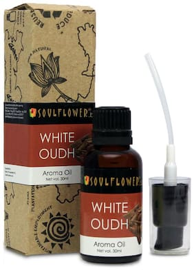 Soulflower Metal Transparent Aroma oil