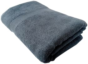 Space Fly 100% Cotton Quick Dry Extra Absorbent Dry Faster & Light Weight Plain 1 Bath Towel (Size : 70X140 cm)