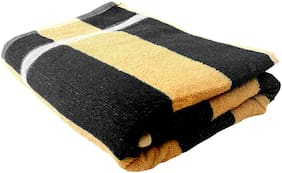 Space Fly Cotton Super Absorbent Towels Big Size Bath Towels (28X57 inch_Multi, Cabana)