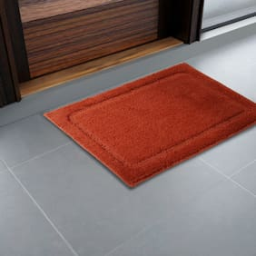 SPACES Swift Dry Rust 1 Small  Bath Mat