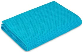 SPACES Swift Dry Blue 1 Gym Towel
