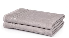SPACES Season Best Grey 2 Bath Towel
