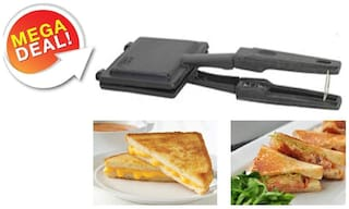 Special Gas Toaster Small Sandwich Maker Non Electric Non Stick Coating