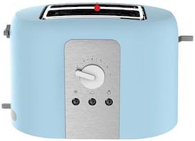 Spherehot PT 03 2 Slices Pop-Up Toaster - Blue