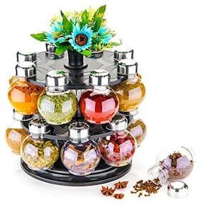 spice rack 16 jar